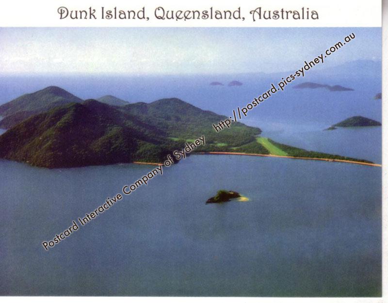 Dunk Island Animals: Dunk Island (UNESCO Great Barrier Reef) [islD02]