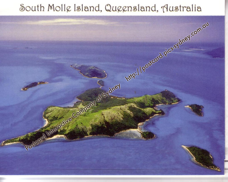 QLD UNESCO - South Molle Island
