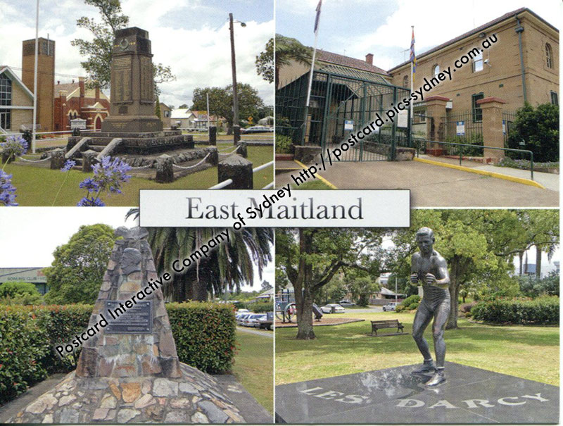NSW - East Maitland