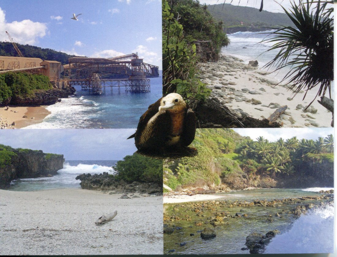 Christmas Island - Beaches