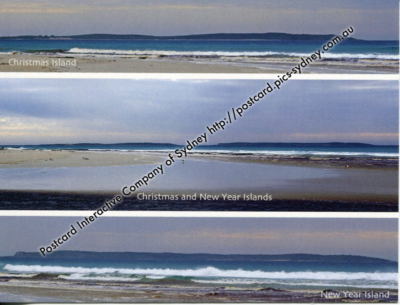 TAS - King Island, Christmas and New Year Islands