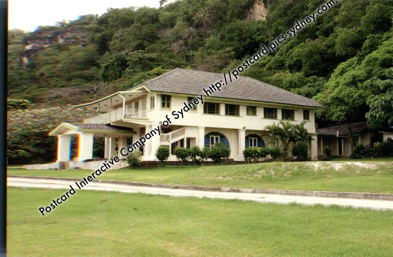 christmas island - tai jin house  islc06