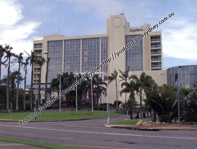 Jupiters Townsville Hotel and Casino - QLD