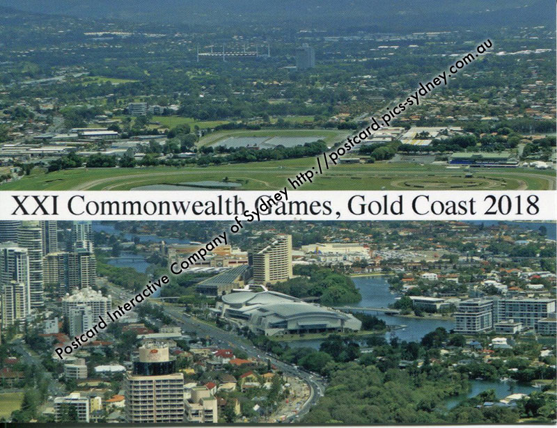 XXI Commonwealth Games - QLD - Gold Coast - 2018
