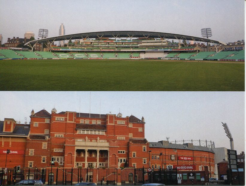 United Kingdom - The Oval (aka Kia Oval) London