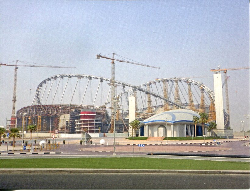 Qatar - Khalifa International Stadium - Click Image to Close