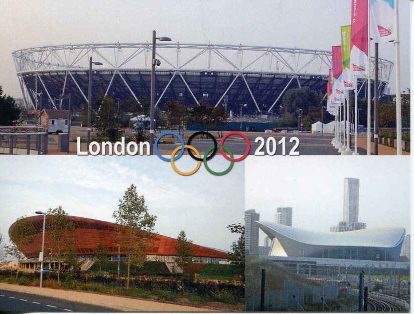 United Kingdom - London 2012 Olympic Games Stadiums