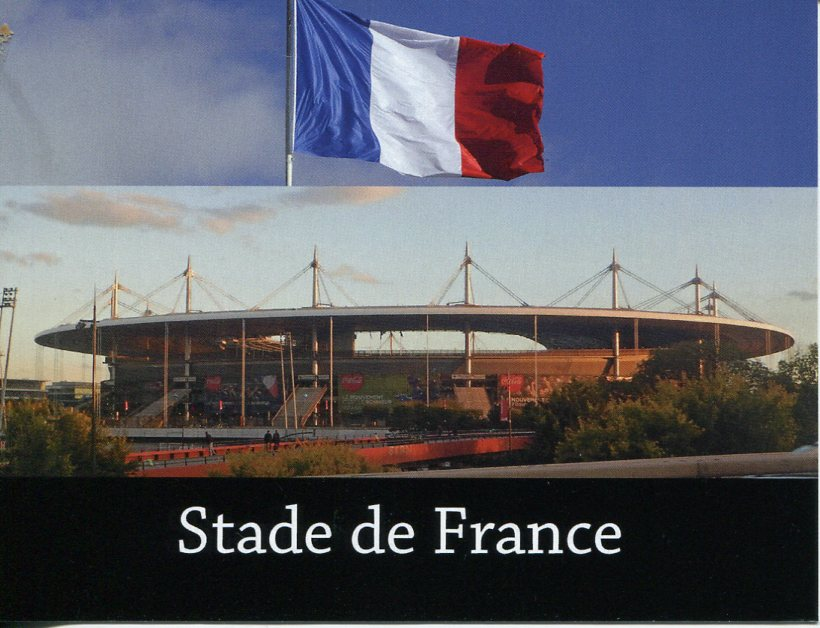 France - Stade de France (Saint Denis - Paris)