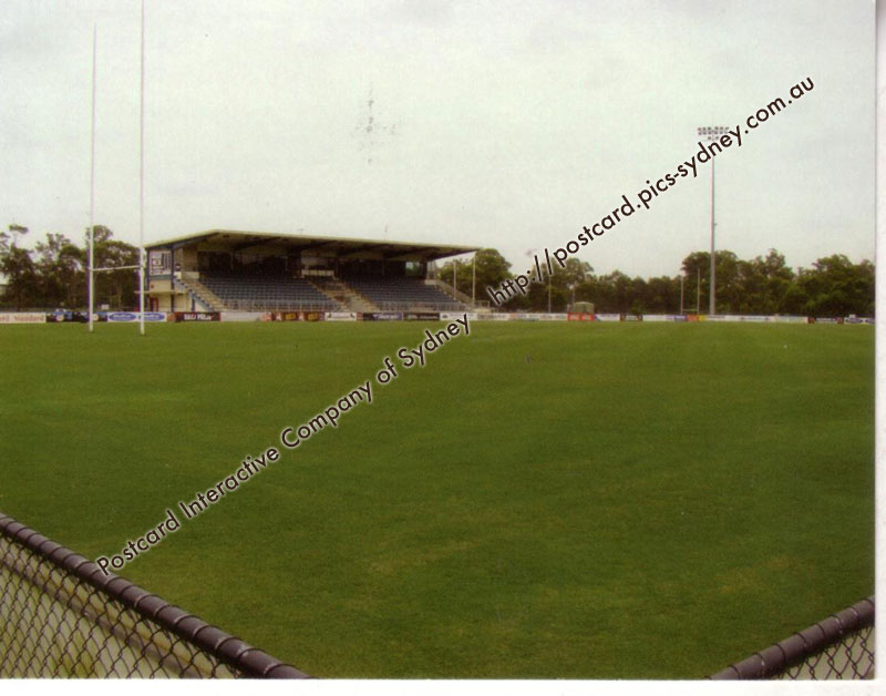 NSW - Dubbo, Apex Oval
