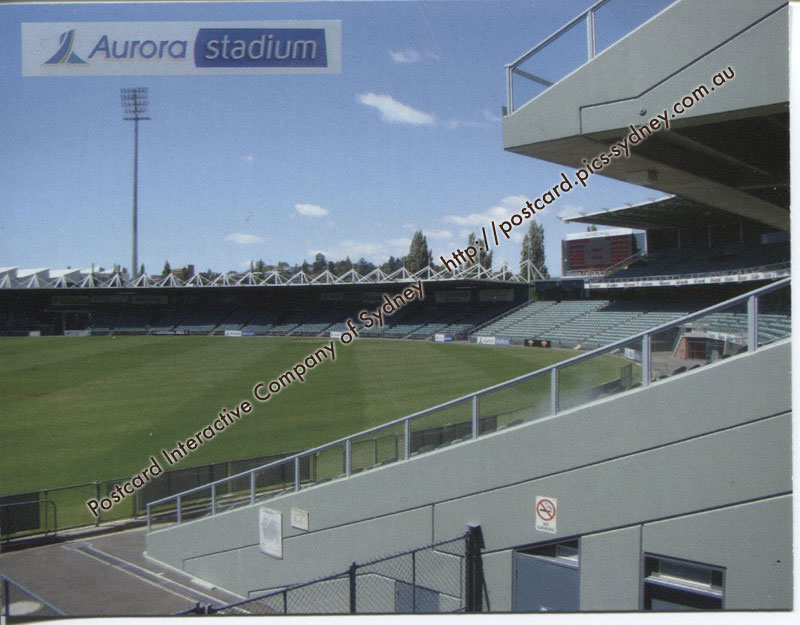 TAS - Aurora Stadium (Launceston)