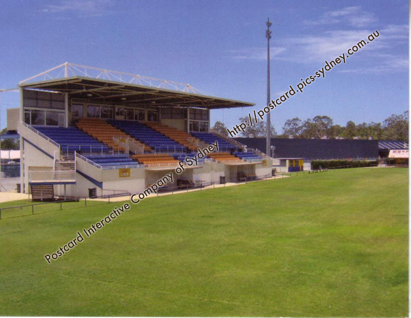 QLD - Gladstone Marley Brown Stadium