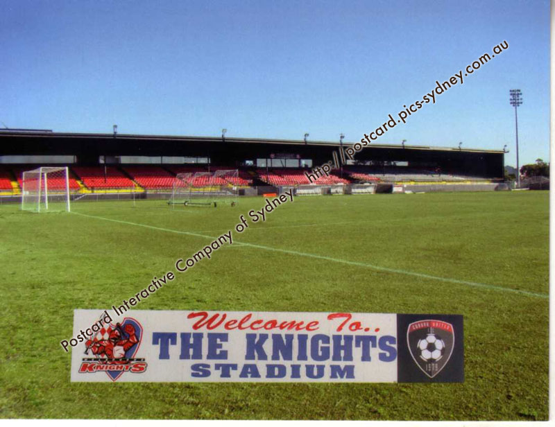 VIC - Knights Stadium