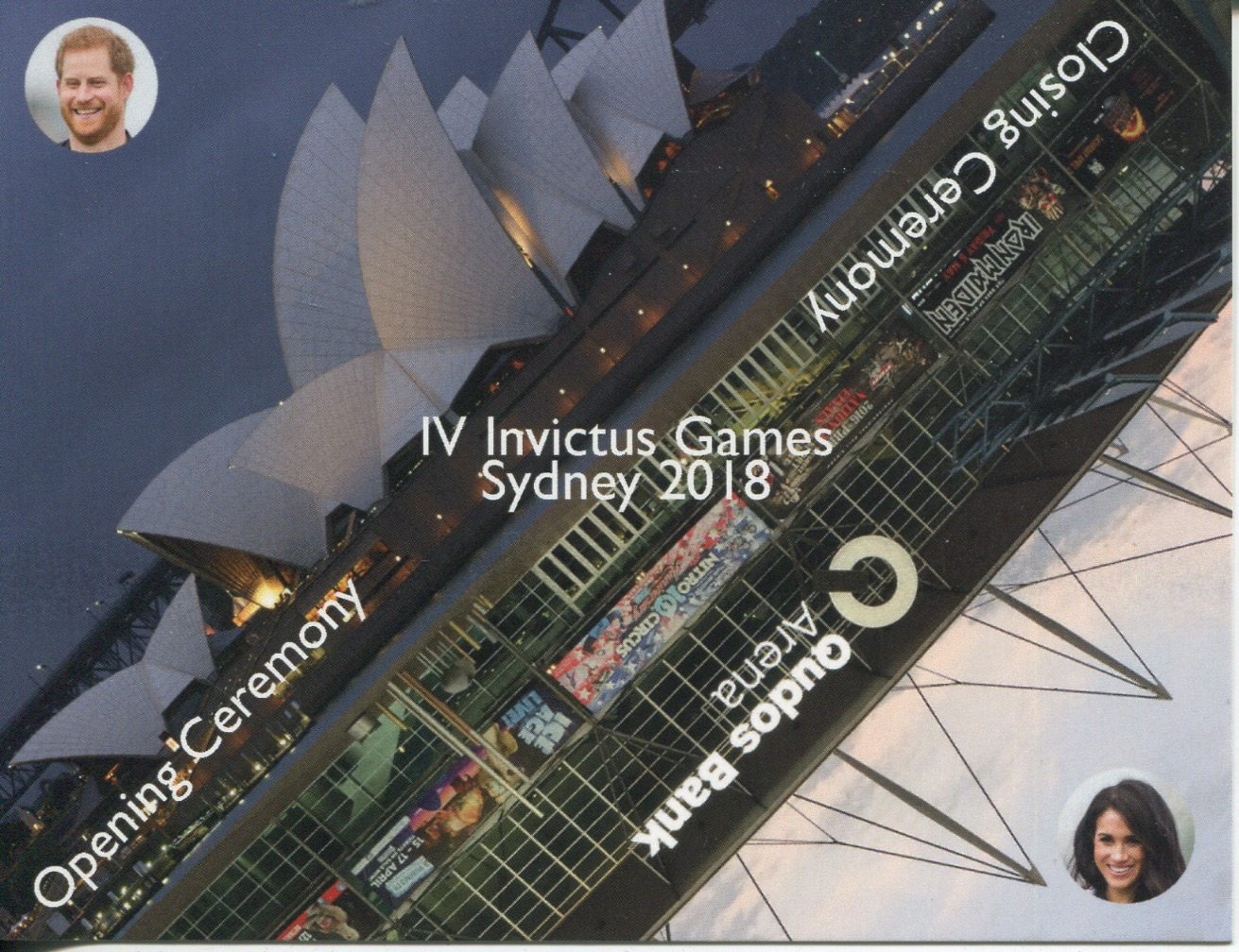 IV Invictus Games - Sydney - October 2018