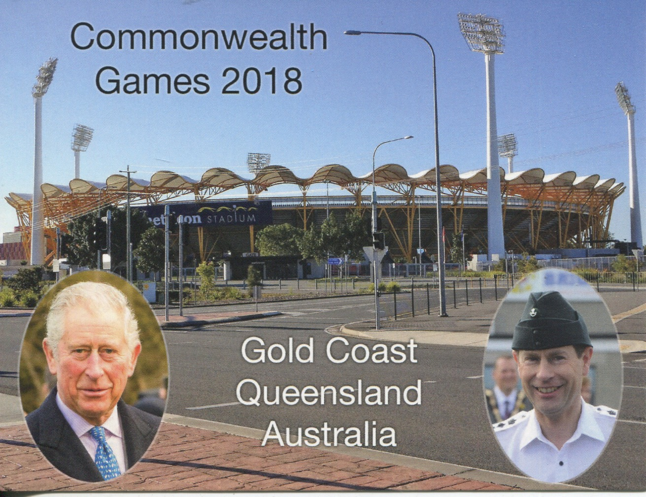 Commonwealth Games 2018 - Gold Coast - Queensland