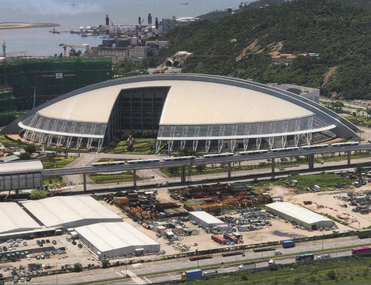Macau East Asian Games Dome Stadium