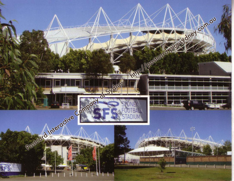 NSW - Sydney Football Stadium (SFS)