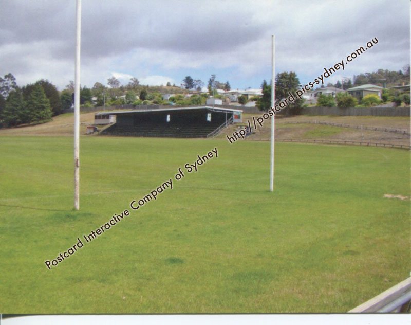 TAS - Boyer Oval, New Norfolk