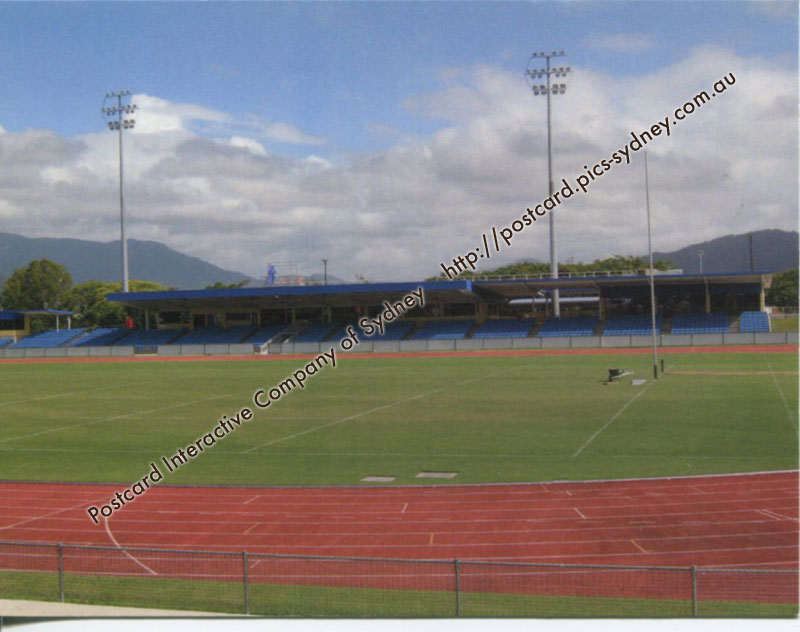 QLD - Barlow Park Stadium, Cairns
