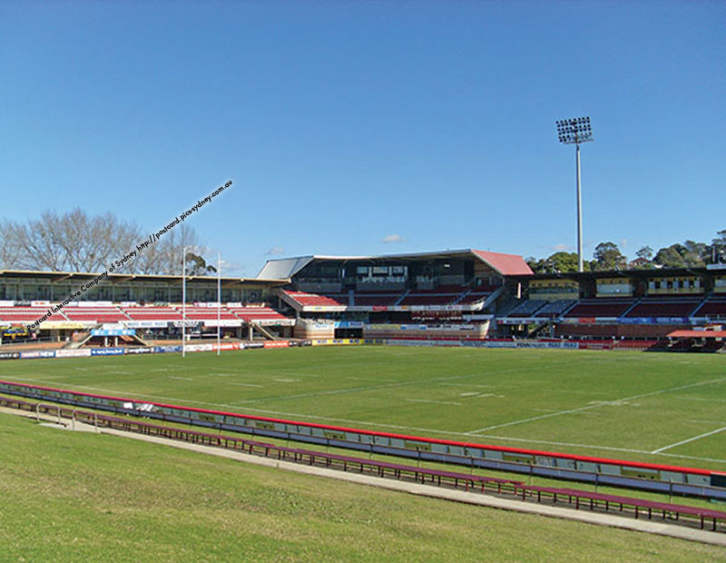 NSW - Sydney, Brookvale Stadium
