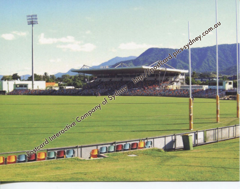 QLD - Cazaly's Stadium, Cairns