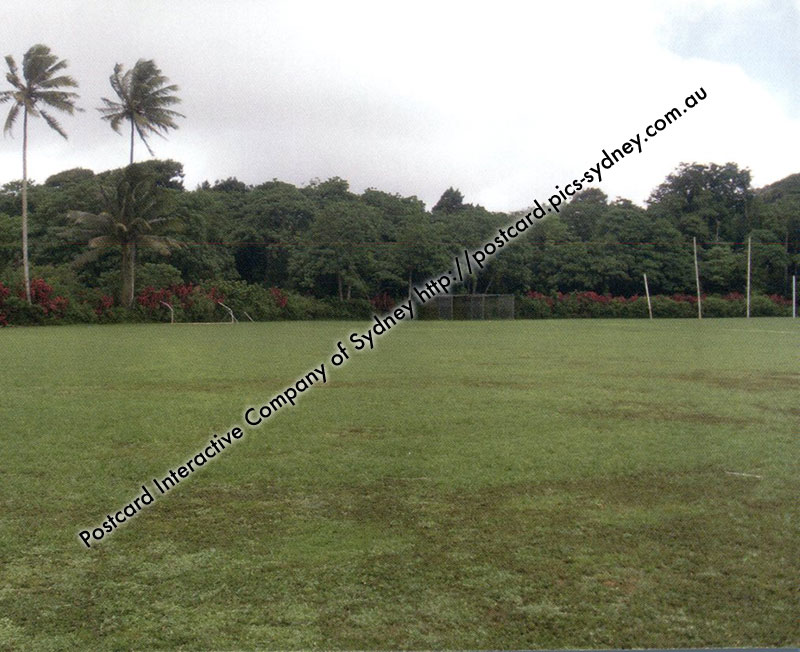 Territory of Christmas Island - Sport Ground