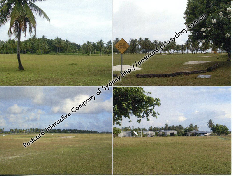 Cocos (Keeling) Islands - Sport Fields