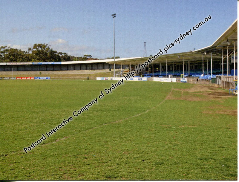 Western Australia - East Fremantle Oval