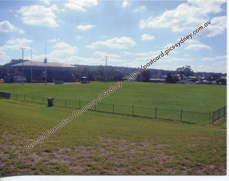 NSW - Goulburn Workers Club Oval