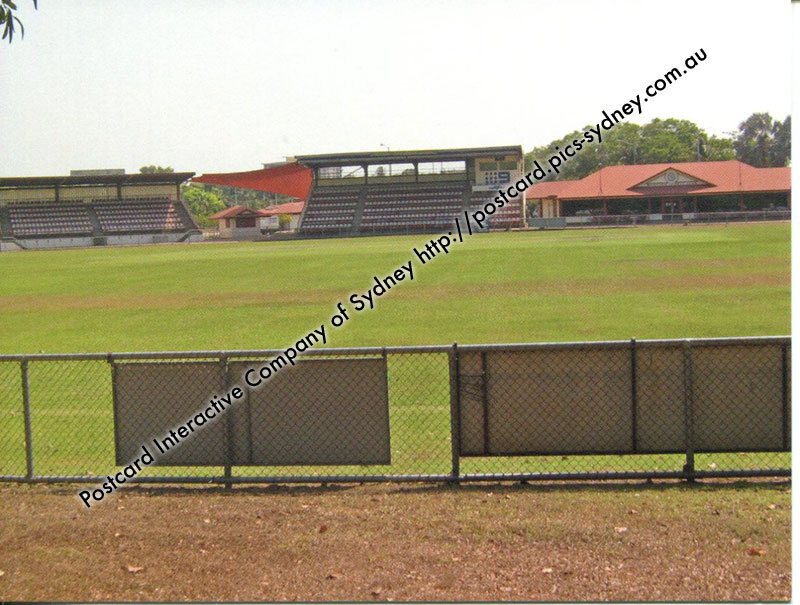 Northern Territory - The Gardens Oval, Darwin