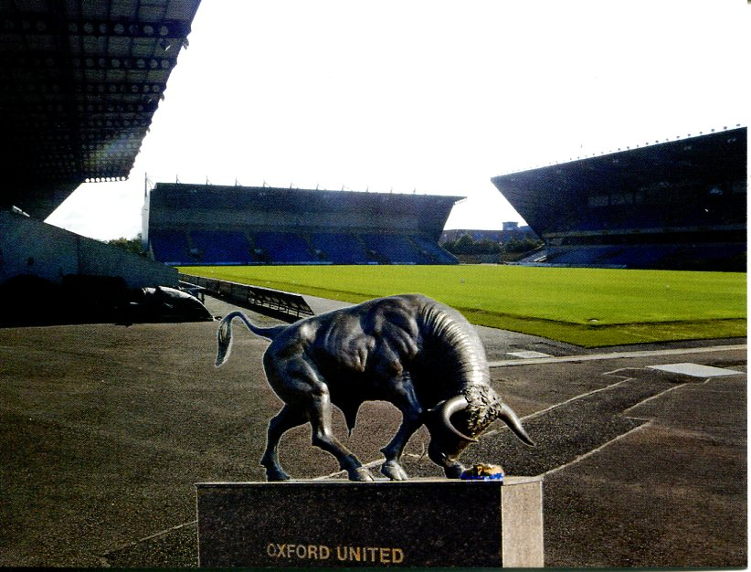 United Kingdom - Kassam Stadium (Oxford)