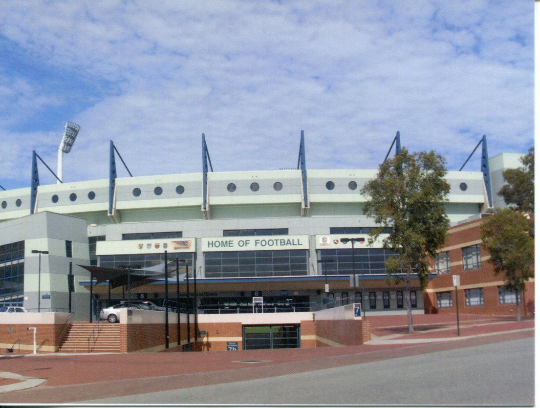 Western Australia - Patersons / Subiaco Oval