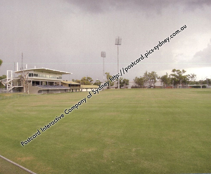 Northern Territory - Traeger Park Stadium, Alice Springs