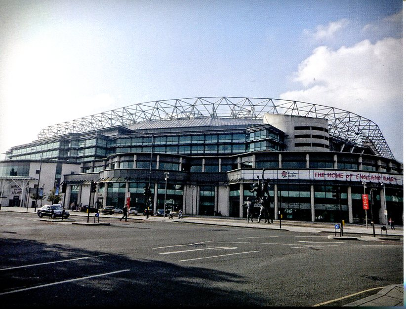 United Kingdom - Twickenham Stadium