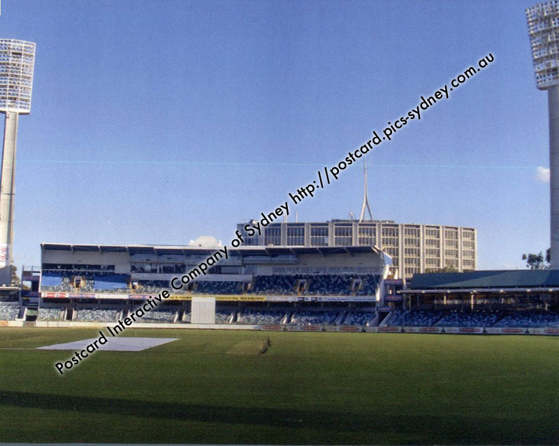 Western Australia - WACCA (Western Australia Cricket Ground)