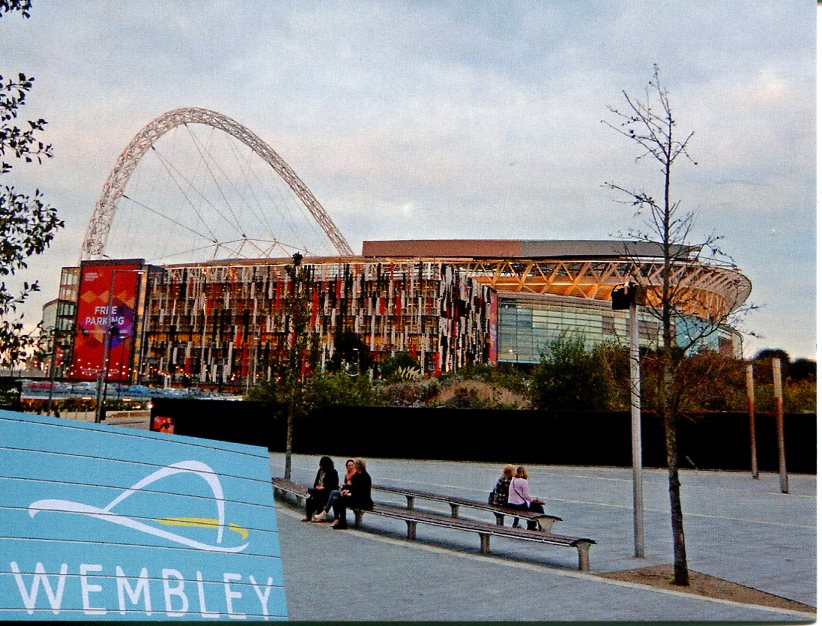 United Kingdom - Wembley Stadium