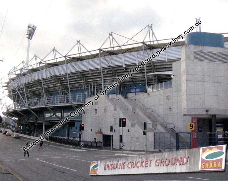 QLD - Brisbane Cricket Ground (GABBA)