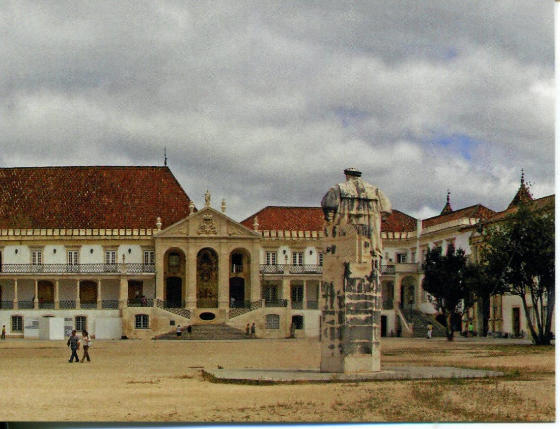 Portugal UNESCO - University of Coimbra - Alta and Sofia