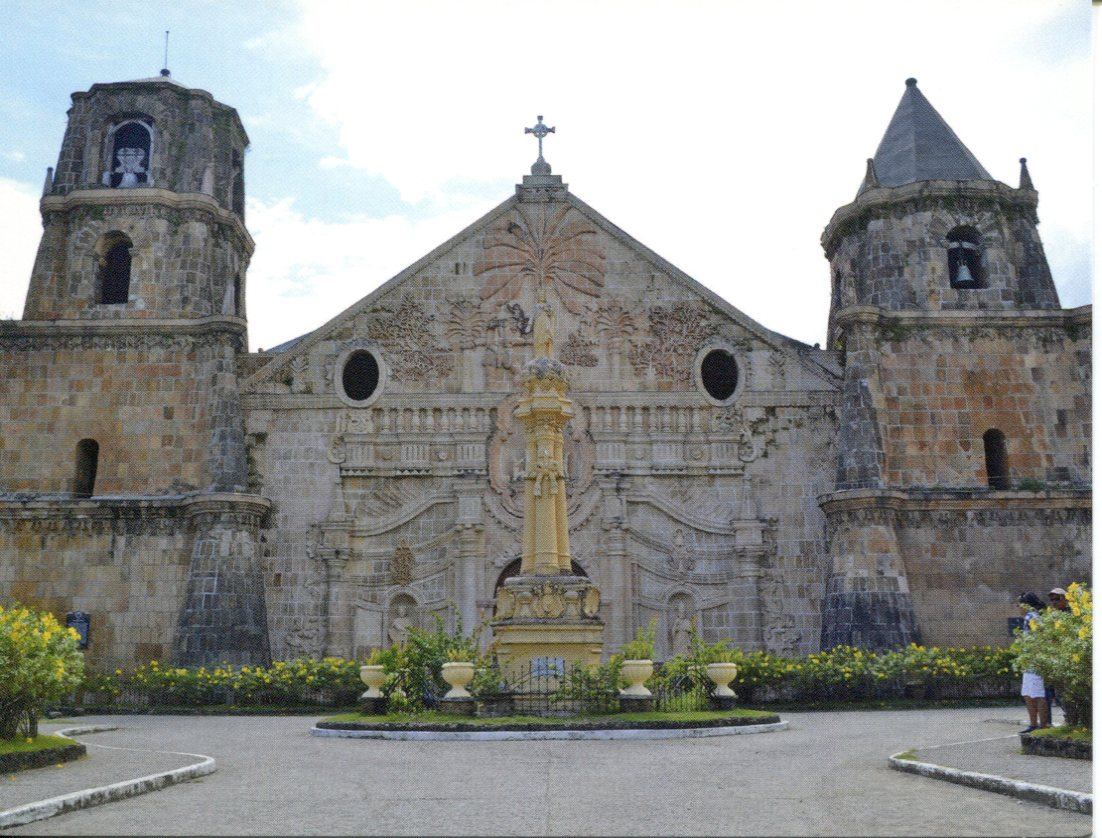 Philippines UNESCO - Baroque Churches of the Philippines