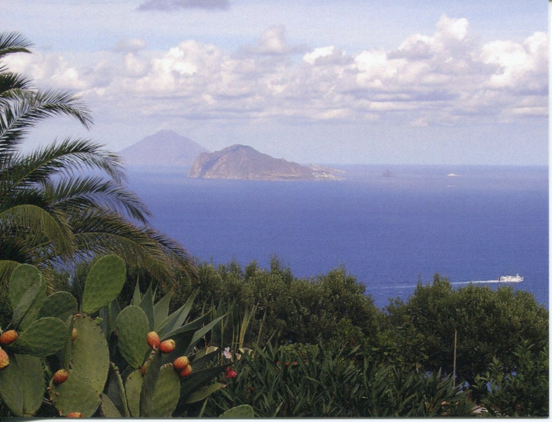 Italy UNESCO - Isole Eolie (Eolian Islands)
