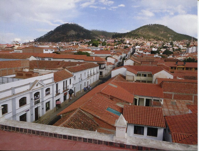 Bolivia UNESCO - Historic City of Sucre