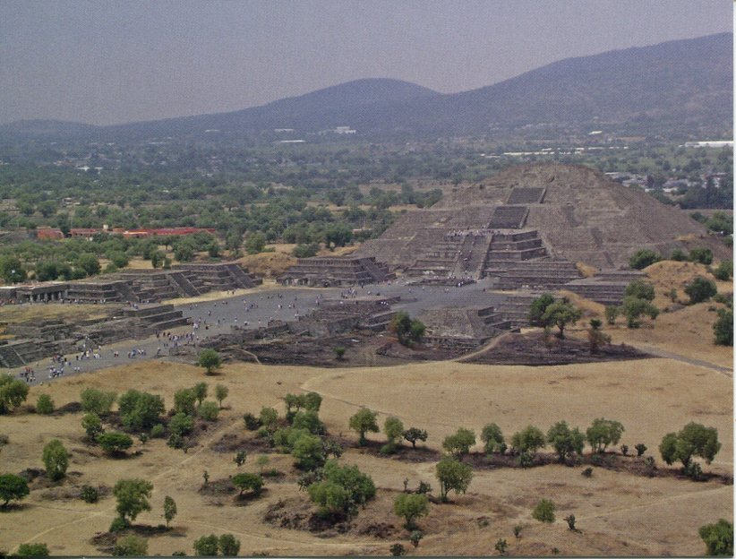 Mexico UNESCO - Pre-Hispanic City of Teotihuacan