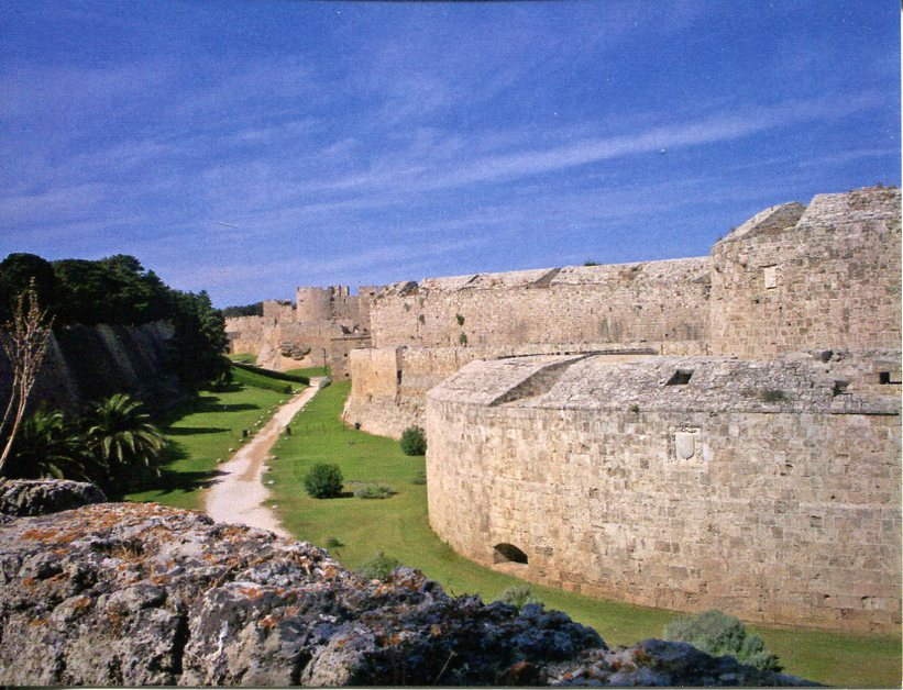 Greece UNESCO - Medieval City of Rhodes