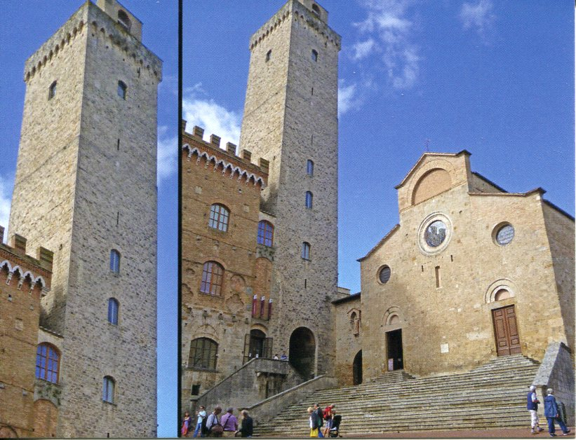 Italy UNESCO - Historic Centre of San Gimignano