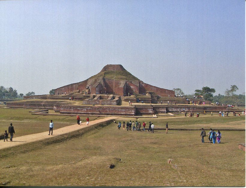 Bangladesh UNESCO - Ruins of the Buddhist Vihara at Paharpur