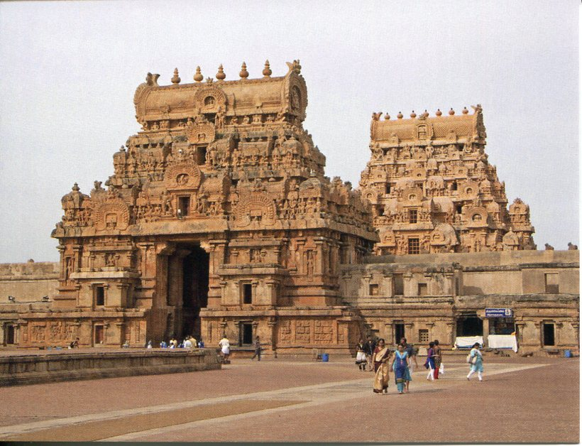 India UNESCO - Great Living Chola Temples