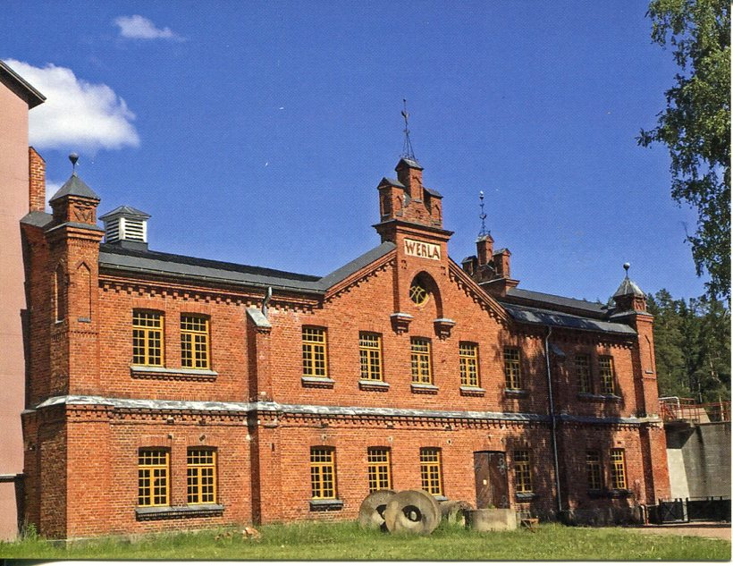 Finland UNESCO - Verla Groundwood and Board Mill
