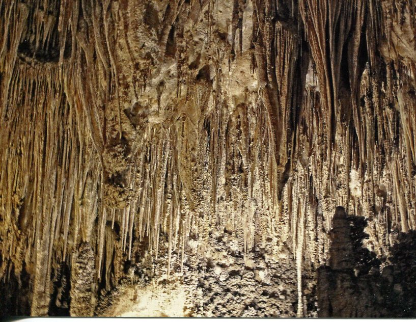 USA UNESCO - Carlsbad Caverns National Park