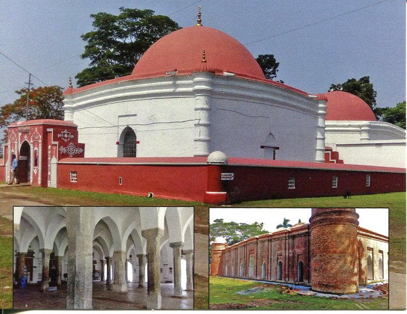 Bangladesh UNESCO - Historic Mosque City of Bagerhat