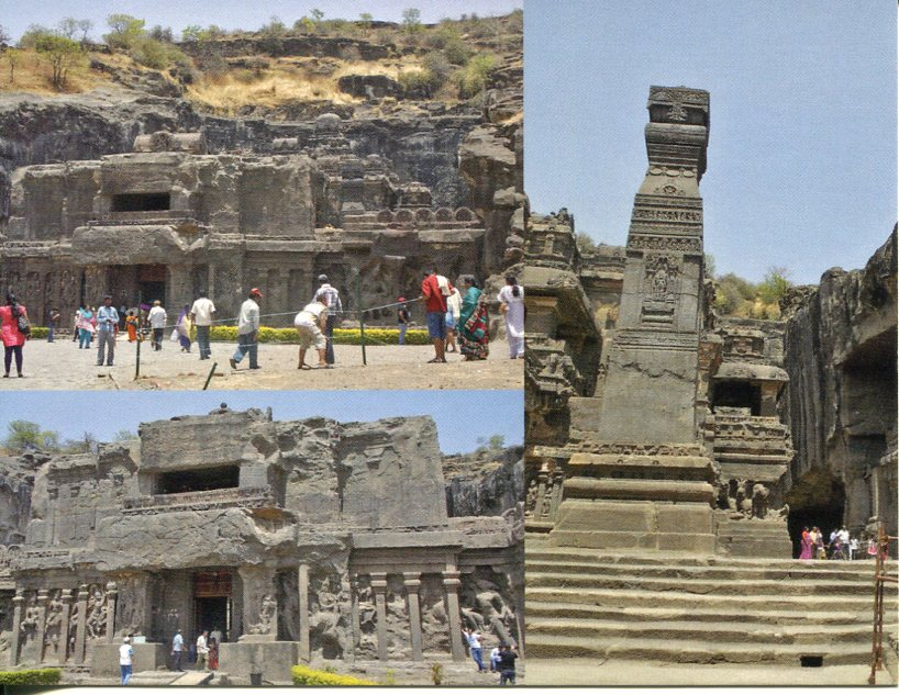 India UNESCO - Ellora Caves