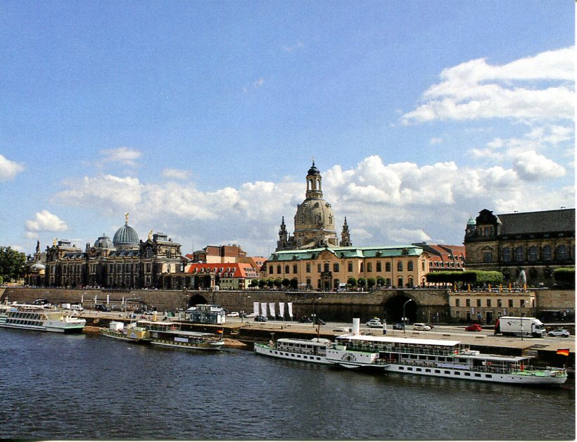 Germany UNESCO - Dresden Elbe Valley (delisted in 2009)